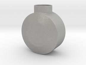 Round Pommel in Aluminum