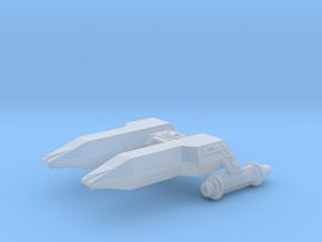 3788 Scale Lyran Cheetah Frigate (FF) CVN in Smooth Fine Detail Plastic