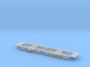 #00N Drehgestell Goerlitz III schwer 4U Univ-Adapt in Smooth Fine Detail Plastic