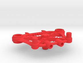Energy bow adaptor for MMC Calidus, Bow & x2 rifle in Red Processed Versatile Plastic