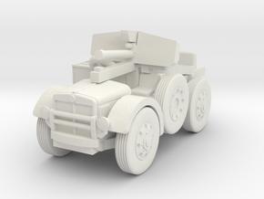 1/144 Autocannone da 75/27 in White Natural Versatile Plastic