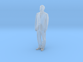 Printle C Homme 961 - 1/87 - wob in Smooth Fine Detail Plastic