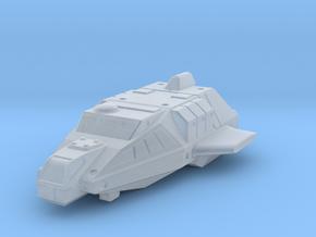 Passenger Shuttle, Flying in Smooth Fine Detail Plastic
