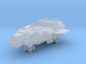 Heavy Lifter in Smooth Fine Detail Plastic