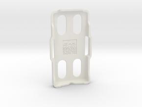 Lipo Protection • 1300 / 1550mAh in White Natural Versatile Plastic