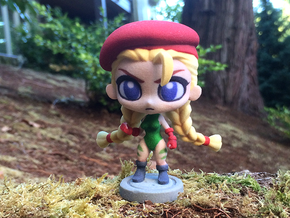 Cammy in Full Color Sandstone