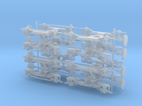 Class 378 Bogies in Smooth Fine Detail Plastic