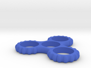 Sophia's Spinner in Blue Processed Versatile Plastic