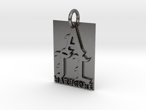 ATL Hardcore Pendant in Polished Nickel Steel