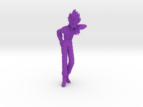 1/[10, 12] Champion Racer Kaga for RC Display in Purple Processed Versatile Plastic: 1:12