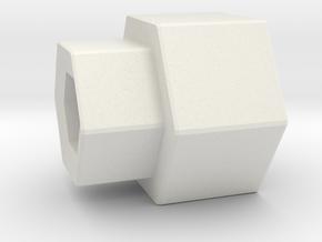 PEN BOTTOM v0.1(beta) in White Natural Versatile Plastic