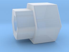 PEN BOTTOM v0.1(beta) in Smooth Fine Detail Plastic