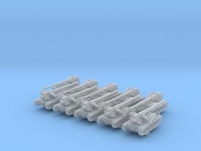 1/600 Waffenträger Auf. Pz. IV Tank Destroyer x10 in Smoothest Fine Detail Plastic