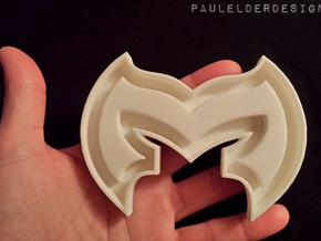 Magiranger Buckle in White Natural Versatile Plastic