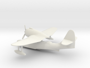 Beriev KOR-2 (Be-4) in White Natural Versatile Plastic: 1:64 - S