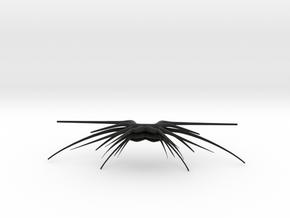 Shadow Hurricane Battlecrab Cruiser in Black Natural Versatile Plastic