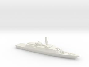 Venator-110, 1/2400 in White Natural Versatile Plastic