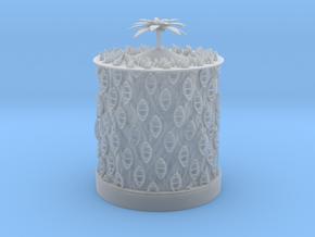Ocean Bloom Zoetrope (old version) in Smooth Fine Detail Plastic