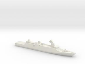 Sigma 10513 Corvette, 1/3000 in White Natural Versatile Plastic