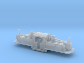 Festiniog Railway Double Fairlie 5.5mm in Smooth Fine Detail Plastic