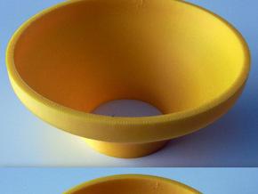 IMPRENTA3D FUNNEL in White Natural Versatile Plastic