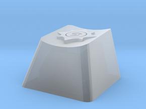 Hearthstone Cherry MX  Keycap in Smooth Fine Detail Plastic