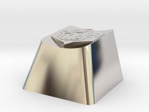 Bleach Cherry MX Keycap in Platinum