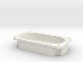 Exquisite Trug-Densor in White Natural Versatile Plastic