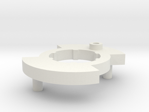 Bugaboo Cameleon 3 Ratchet Locking Disk repair par in White Natural Versatile Plastic