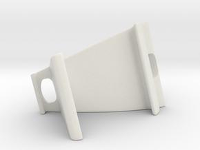 Smartphone Stand  in White Natural Versatile Plastic