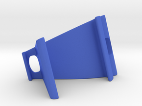 Universal Mobile Stand in Blue Processed Versatile Plastic