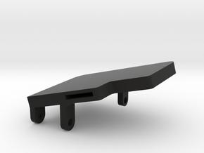 XR10 Battery Tray in Black Natural Versatile Plastic