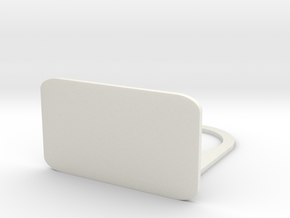 Phone Wall Charger in White Strong & Flexible