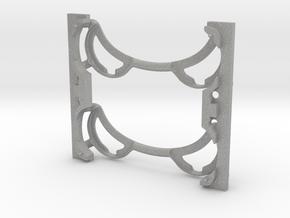 ZOOM H6 gain control cover in Raw Aluminum