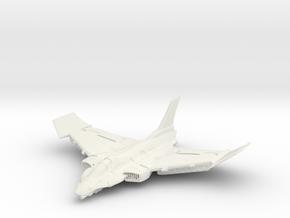 "SA-56 ""Steel Cobra"" in White Natural Versatile Plastic"