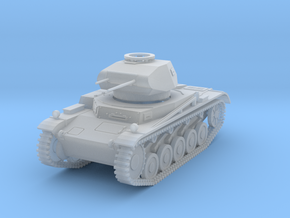 PV103D Pzkw II ausf C (1/120) in Smooth Fine Detail Plastic
