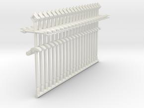 Reclaimer Cross (x20) in White Natural Versatile Plastic