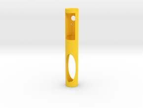 SwedishVaper SquonkER Tube in Yellow Processed Versatile Plastic