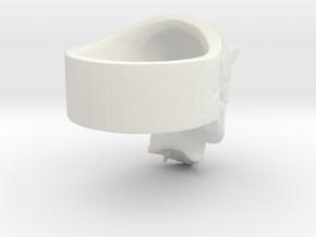 demon_ring in White Natural Versatile Plastic: 1.5 / 40.5