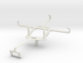 Controller mount for Xbox One S & Celkon Campus Pr in White Natural Versatile Plastic