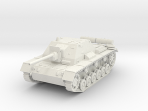 PV186A SU-76i Assault Gun (28mm) in White Natural Versatile Plastic