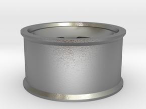 PL Ambush Wheel in Raw Silver