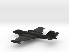 Martin B-57B Canberra in Black Natural Versatile Plastic: 6mm