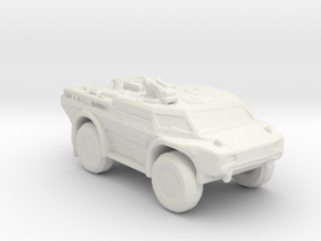 ASV !:160 scale in White Natural Versatile Plastic