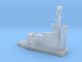1/500 Scale CLG Forward Structure in Smooth Fine Detail Plastic