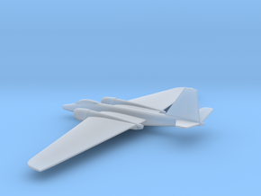 Martin WB-57F Canberra in Smooth Fine Detail Plastic: 6mm