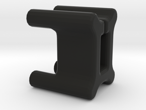 iCare Charging Stand in Black Natural Versatile Plastic