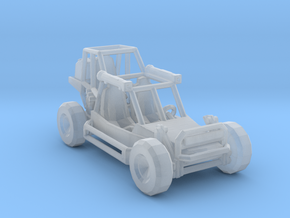 Light Strike Vehicle v1 1:160 scale in Smooth Fine Detail Plastic