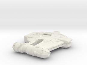 YT 2400 (B) in White Natural Versatile Plastic