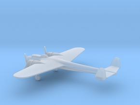 Dornier Do 17P Flying Pencil in Smooth Fine Detail Plastic: 6mm